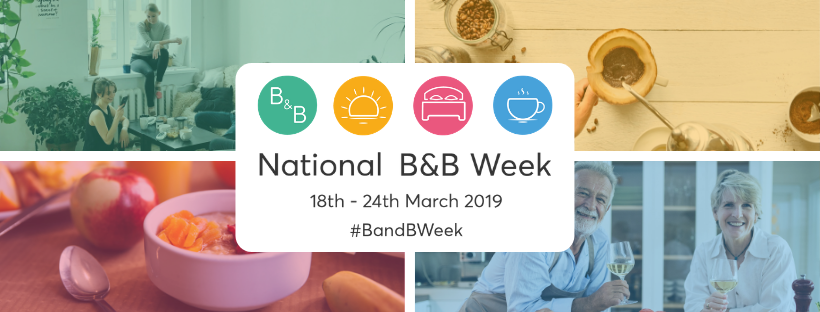 National B&B Week 2019