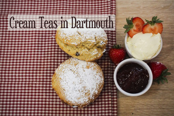 Cream Teas in Dartmouth