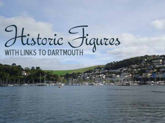 Historic Figures with Links to Dartmouth