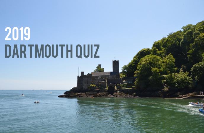 2019 Dartmouth Quiz