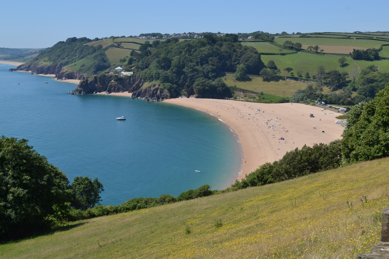 Blackpool Sands Beach
