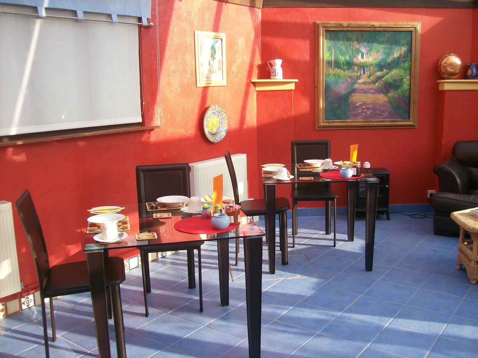 Fairholme Dining Room