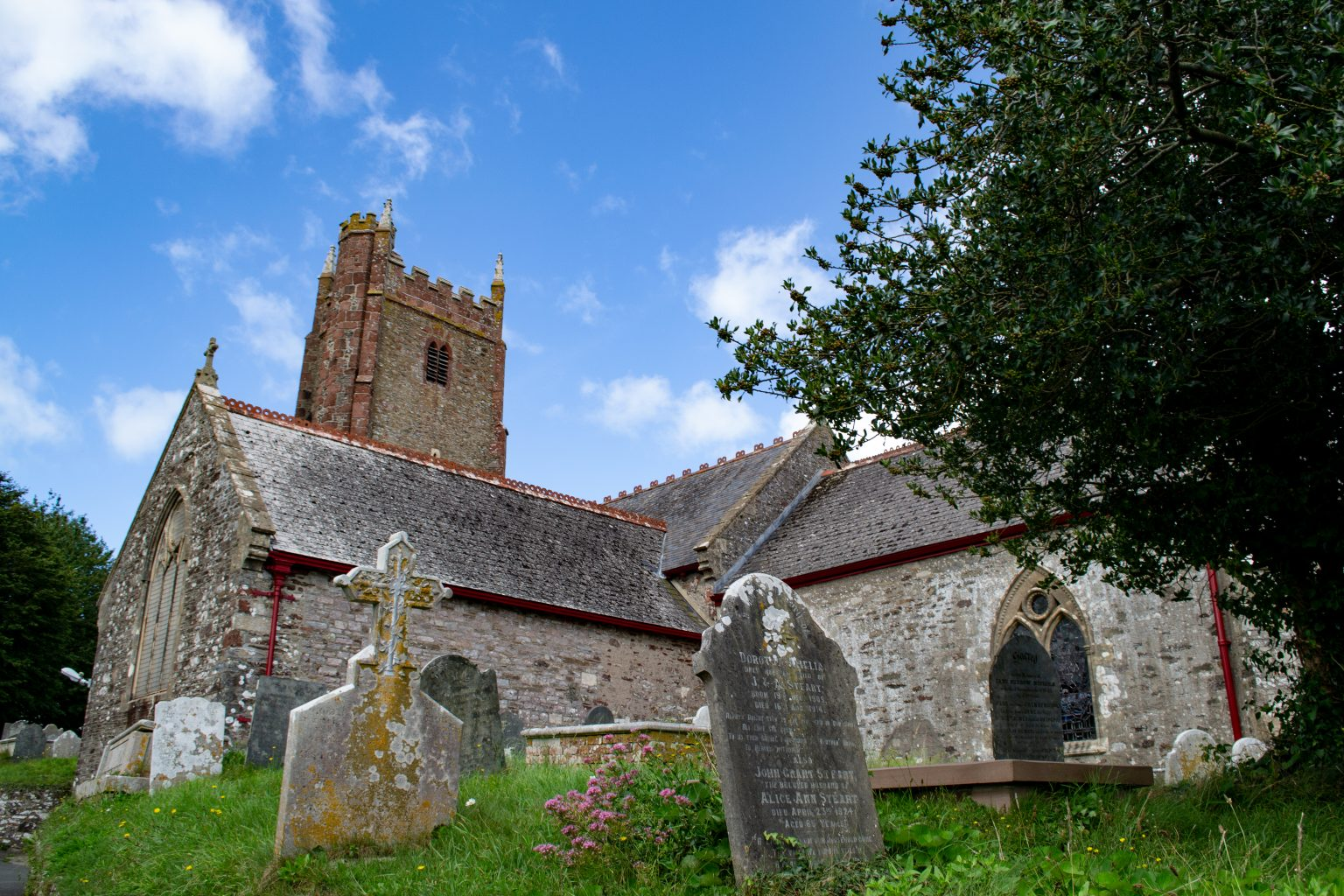 St Clements Church Dartmouth