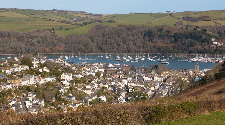 Visit of Dartmouth