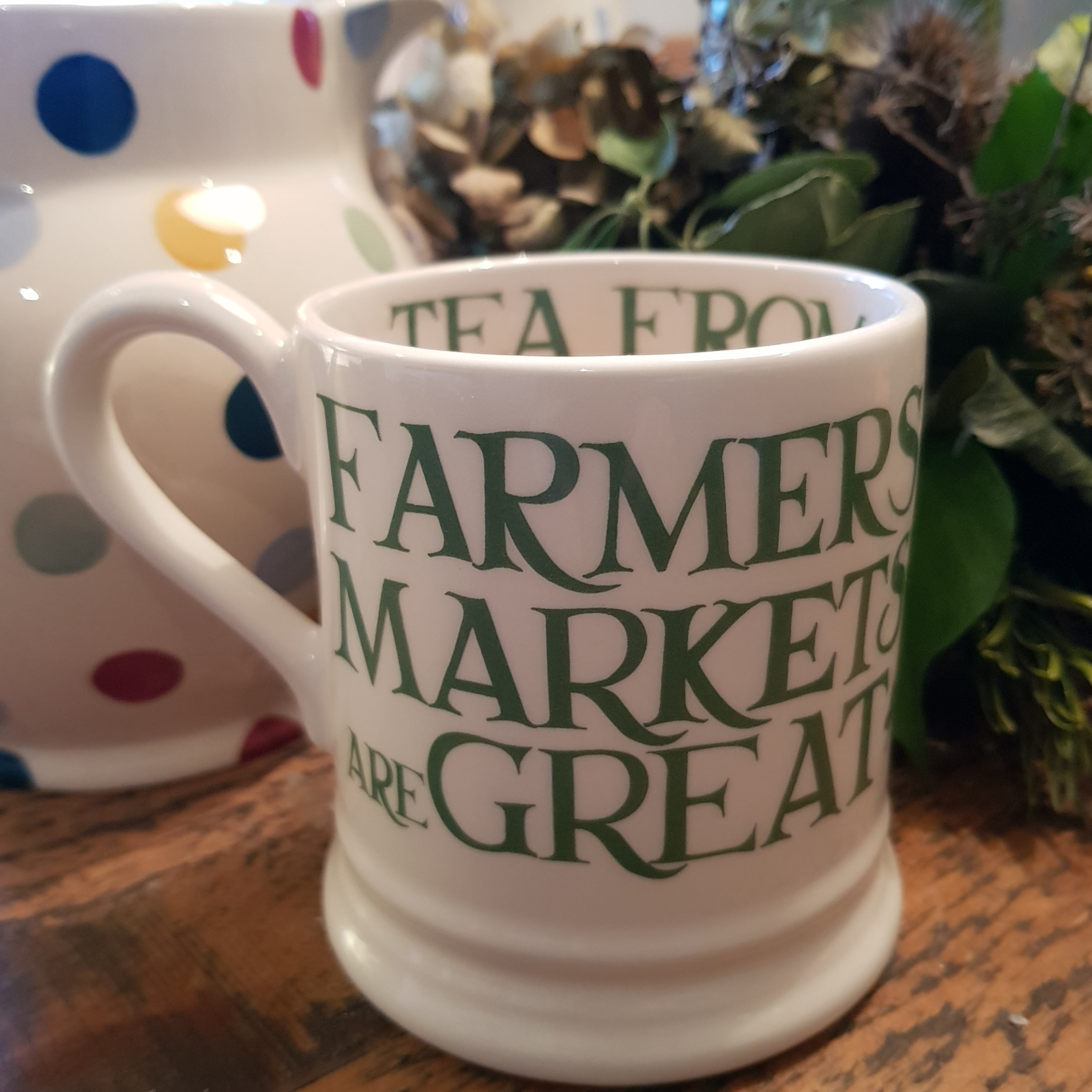 Dartmouth Farmers Market - mug