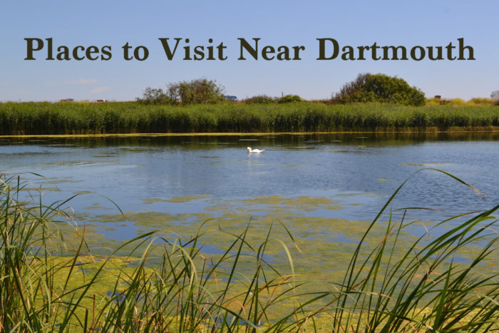 Places to visit near Dartmouth