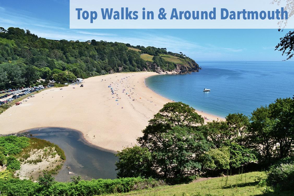 Top walks in & around Dartmouth