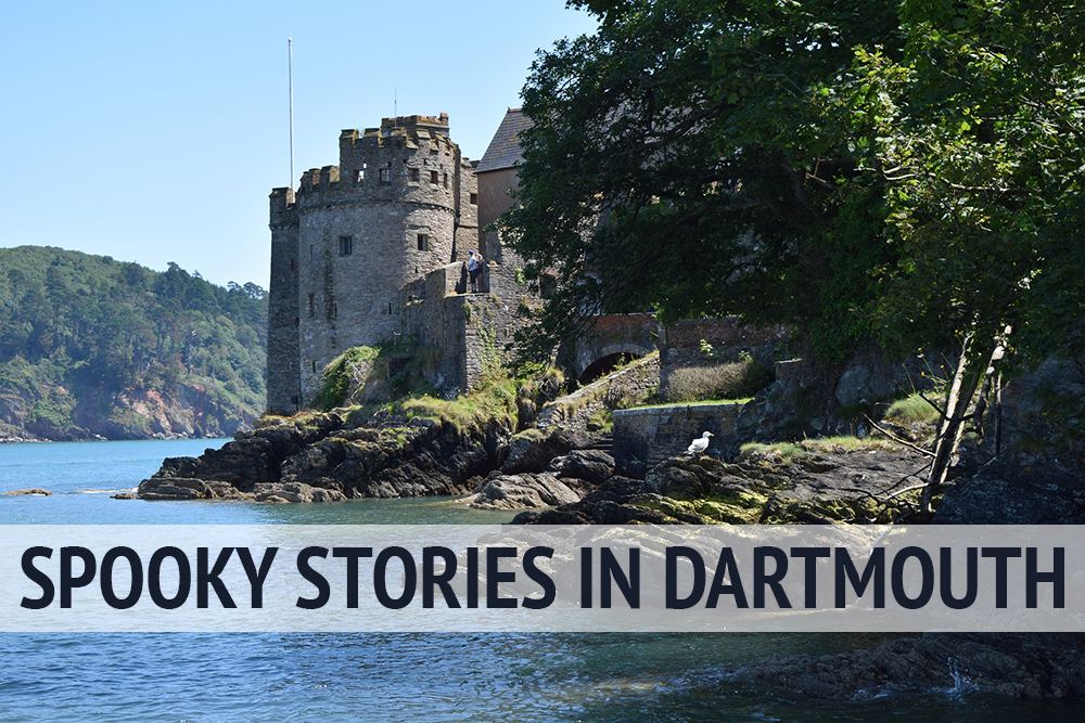 Spooky stories in Dartmouth